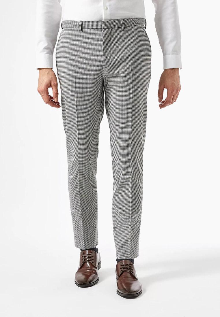 Мужские классические брюки Burton Menswear London 02K35QBRN