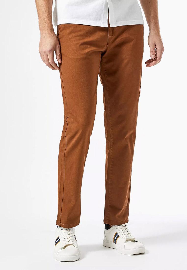 Мужские повседневные брюки Burton Menswear London 23C28QNAT