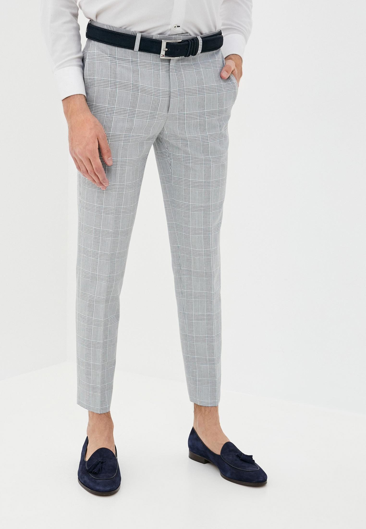 Мужские зауженные брюки Burton Menswear London 02K83QGRY