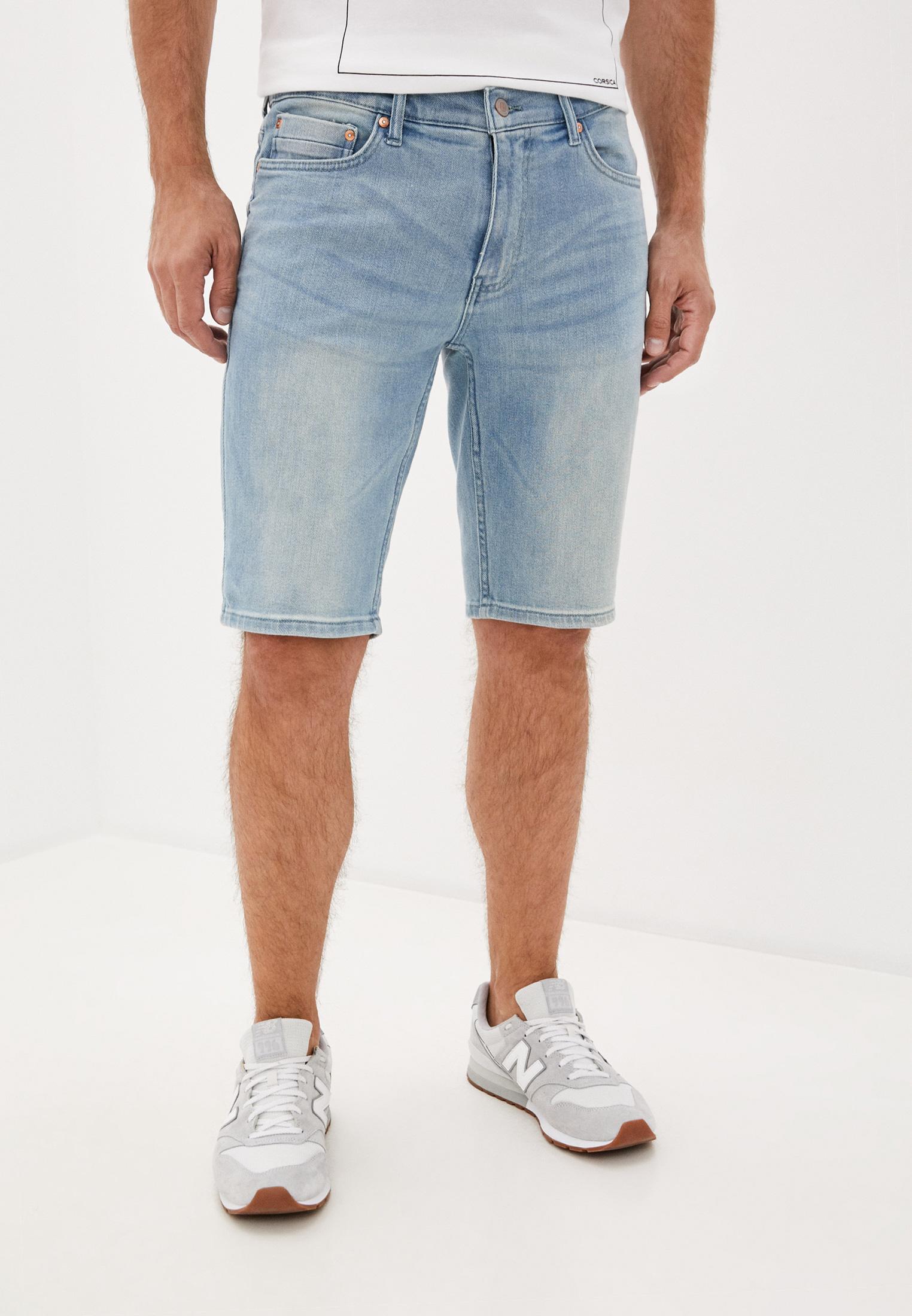 Мужские джинсовые шорты Burton Menswear London 88D01QBLU