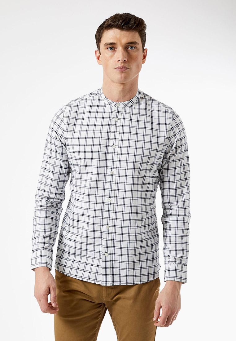 Рубашка с длинным рукавом Burton Menswear London (Бертон Менсвеар Лондон) 22C10QWHT
