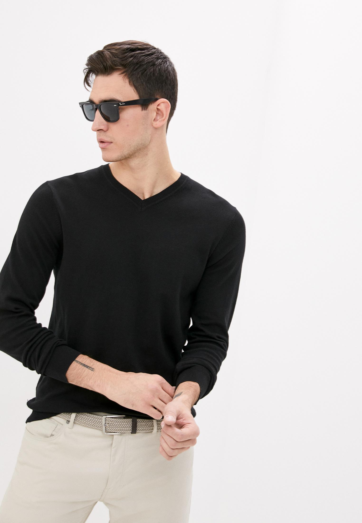 Пуловер Burton Menswear London 27C17RBLK