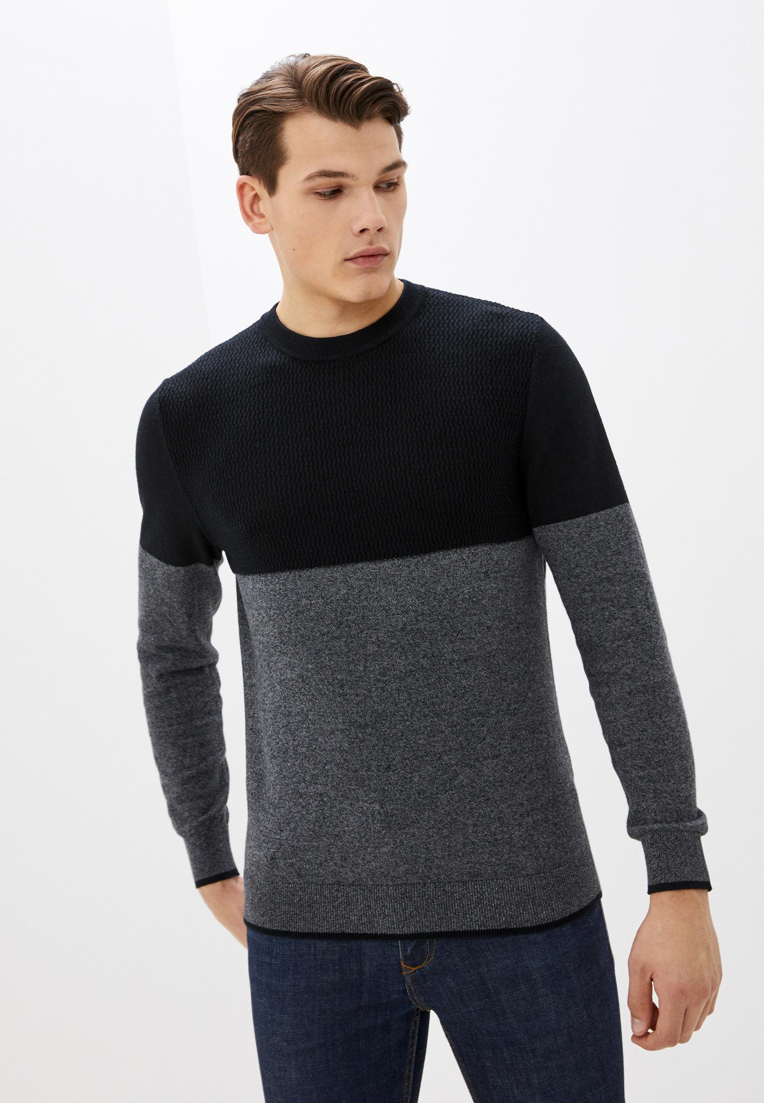 Джемпер Burton Menswear London 27F02RBLK