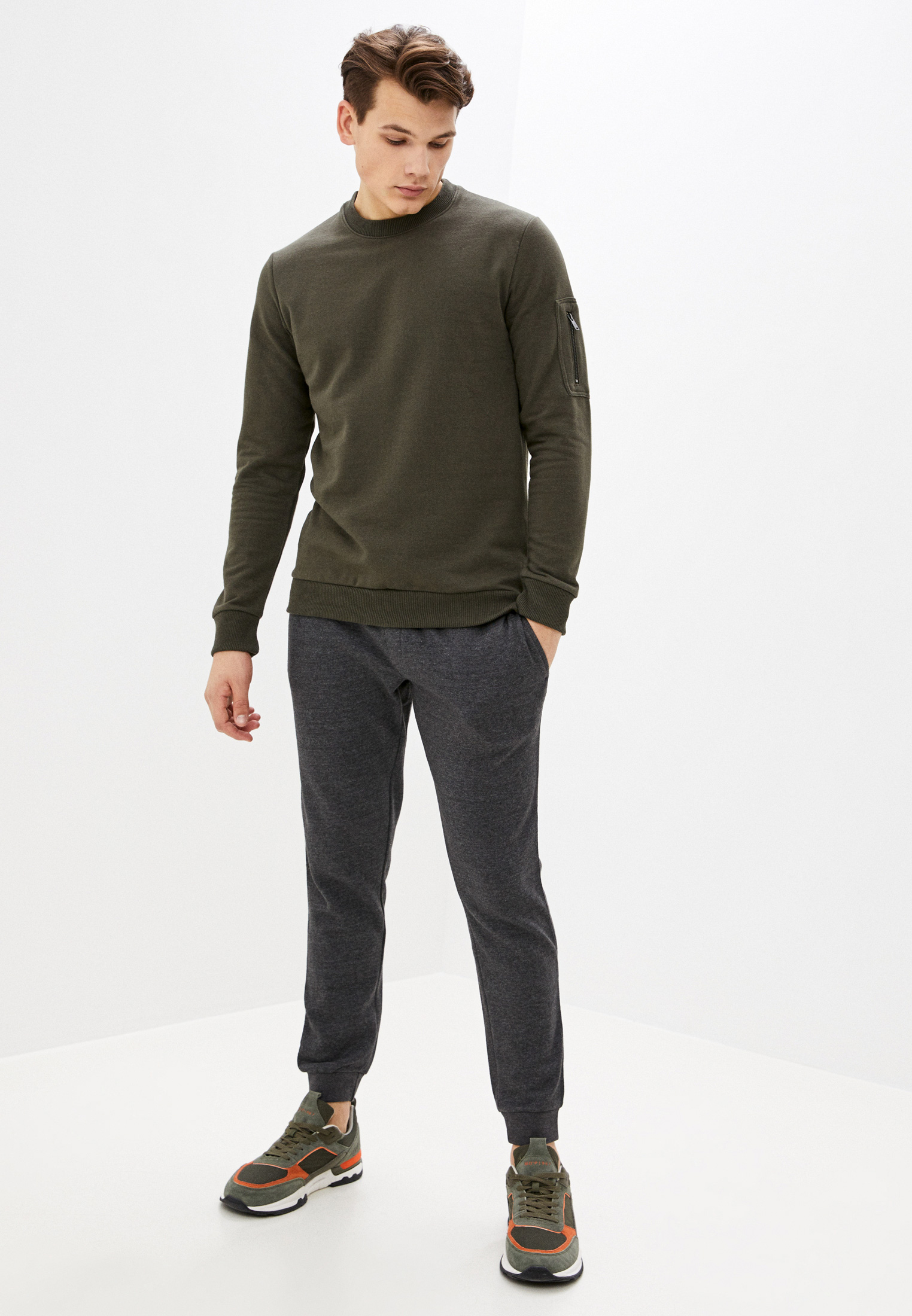 Мужские спортивные брюки Burton Menswear London 45J02RGRY: изображение 2