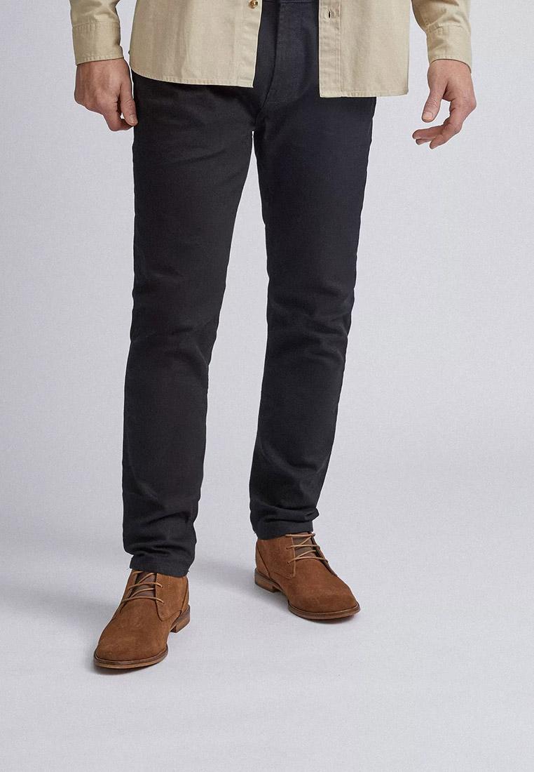 Мужские прямые джинсы Burton Menswear London 12A81QBLK