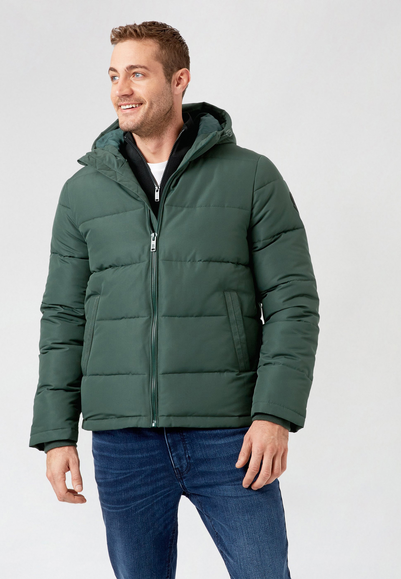Утепленная куртка Burton Menswear London 06M02RGRN