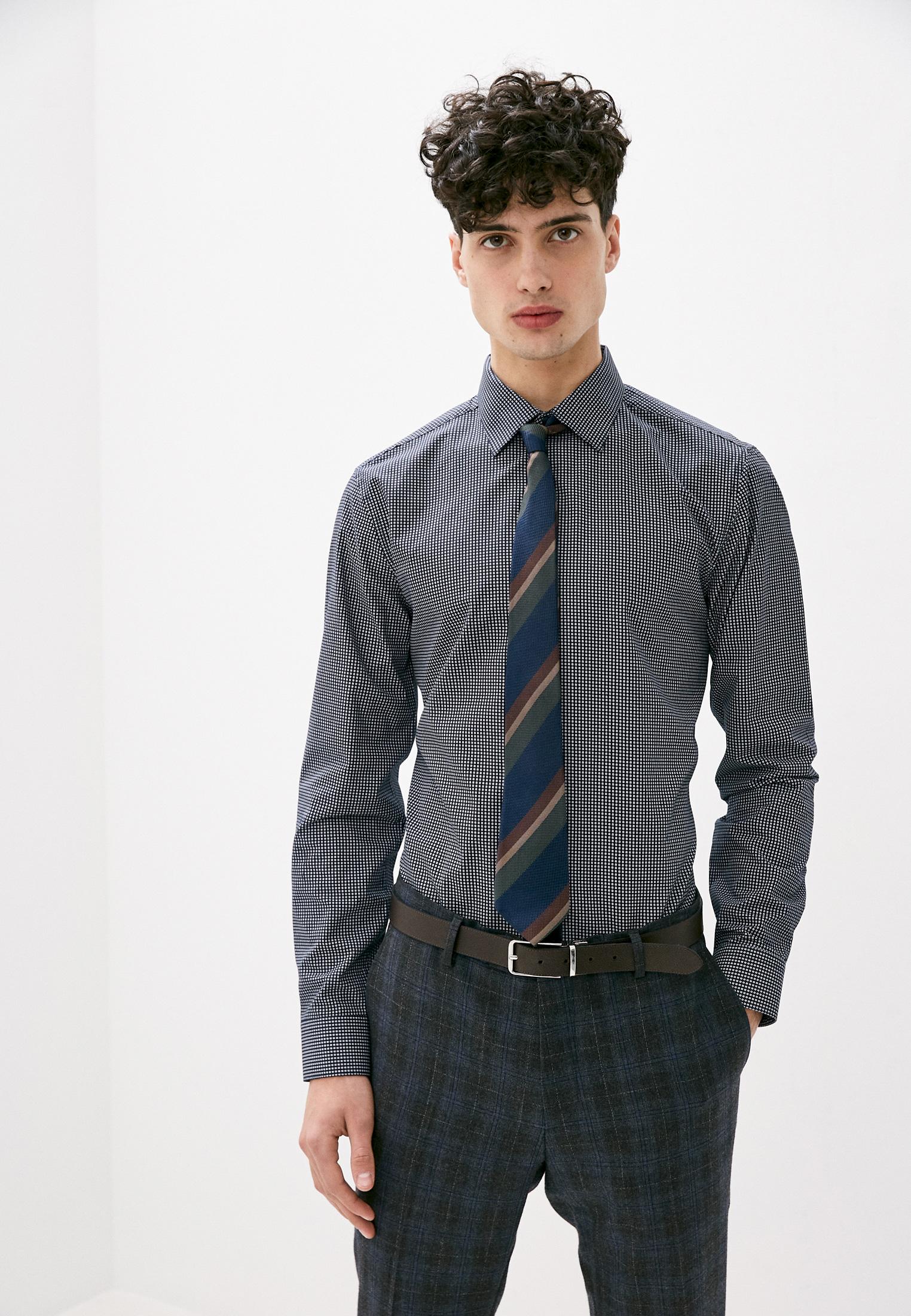 Рубашка с длинным рукавом Burton Menswear London 19F63QNVY: изображение 1