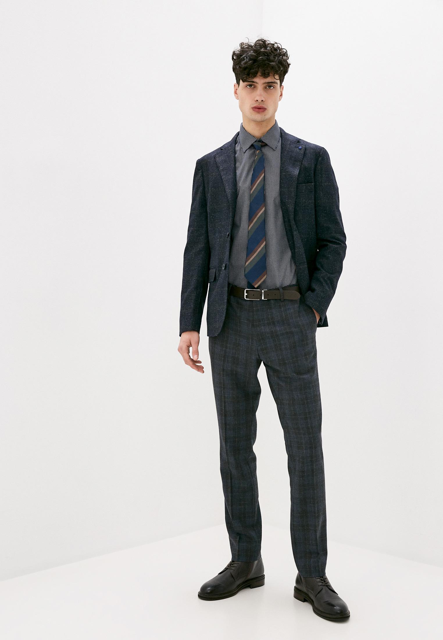 Рубашка с длинным рукавом Burton Menswear London 19F63QNVY: изображение 2