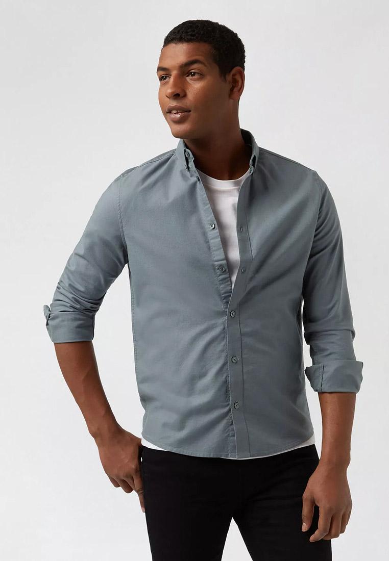 Рубашка с длинным рукавом Burton Menswear London (Бертон Менсвеар Лондон) 22O02RGRY