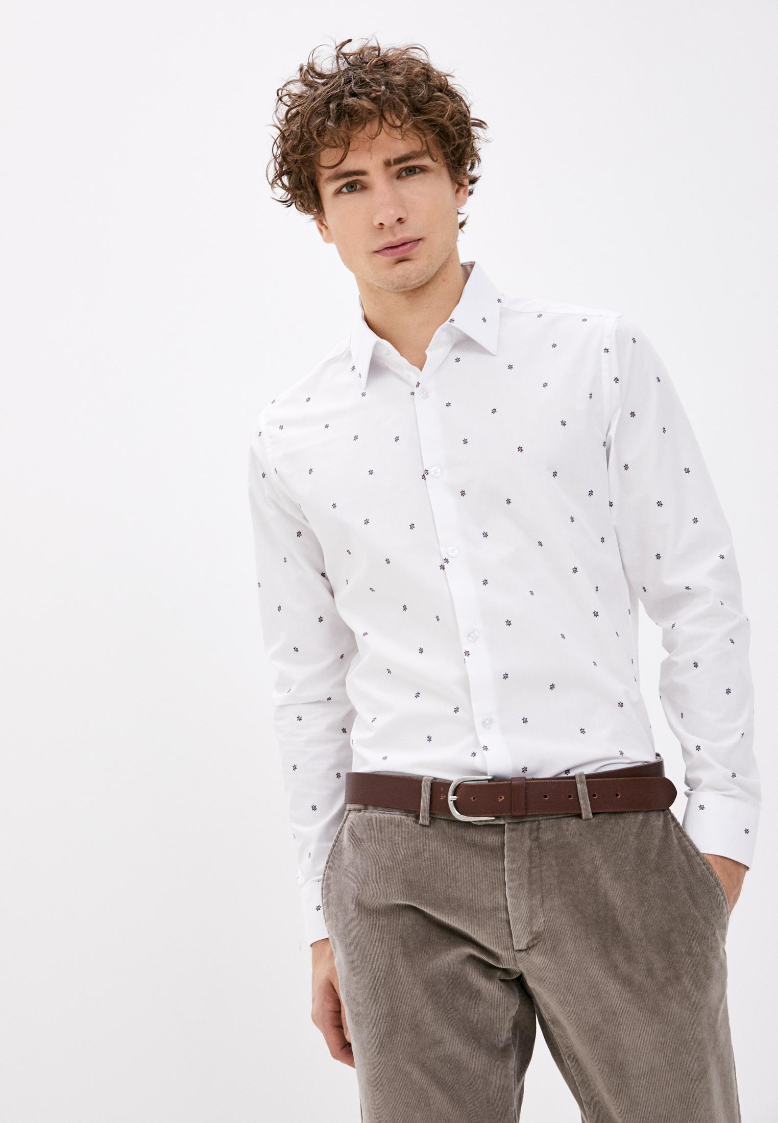 Рубашка с длинным рукавом Burton Menswear London 19F51QWHT