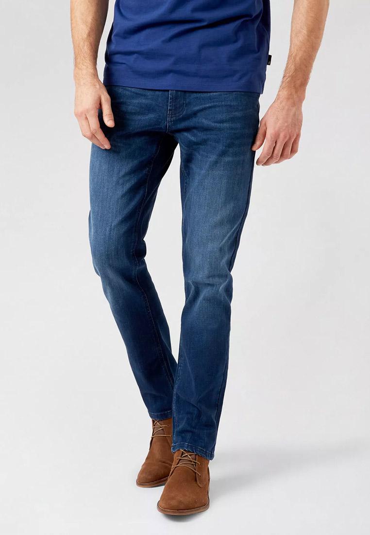 Зауженные джинсы Burton Menswear London 12L08RBLU
