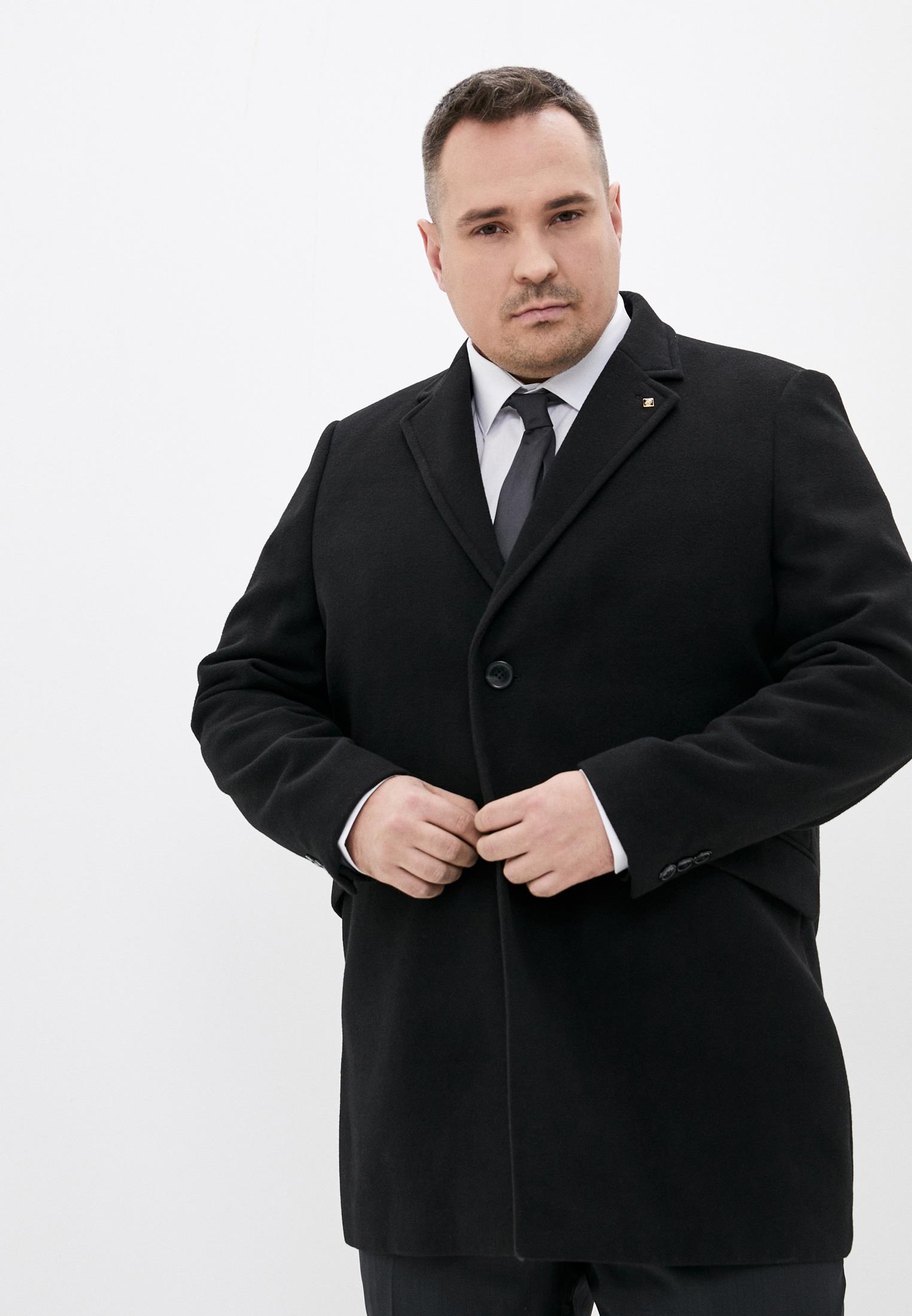 Мужские пальто Burton Menswear London (Бертон Менсвеар Лондон) 44W01RBLK