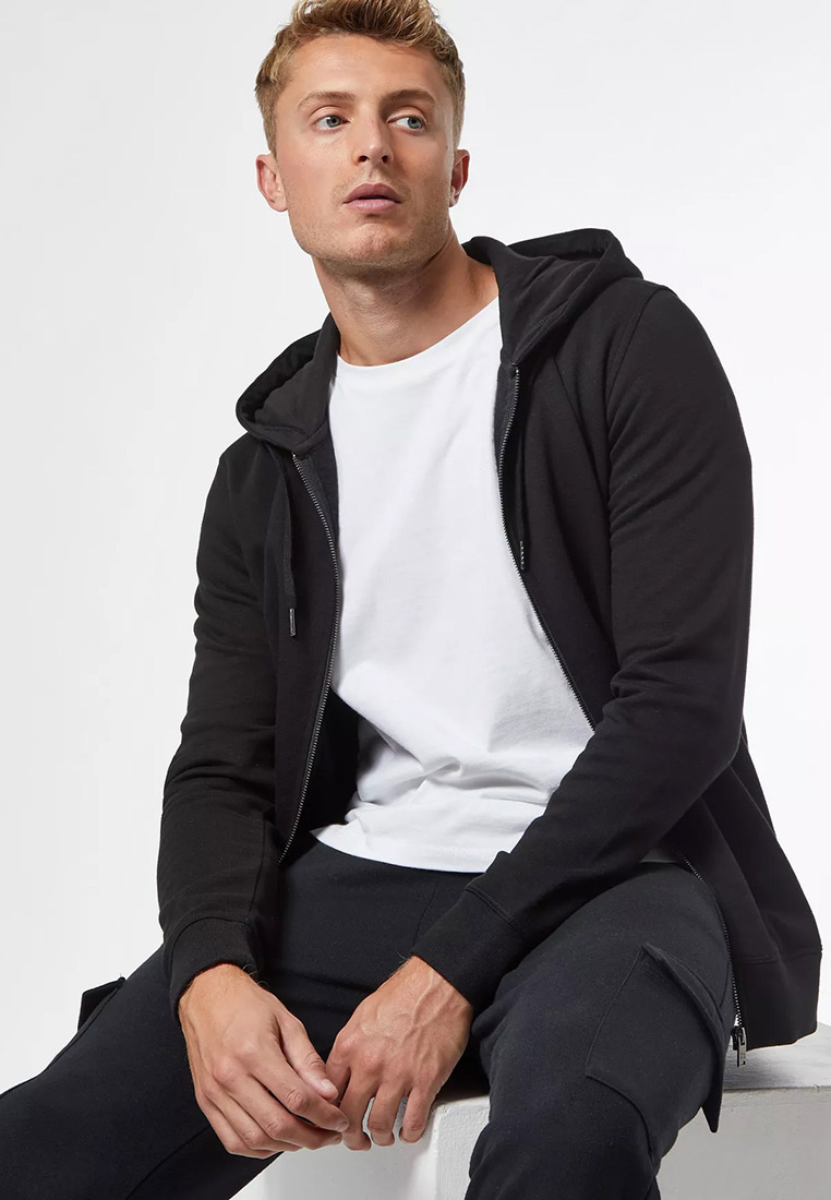 Толстовка Burton Menswear London 45Z01RBLK