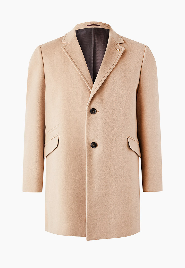 Мужские пальто Burton Menswear London (Бертон Менсвеар Лондон) 44W01RCAM