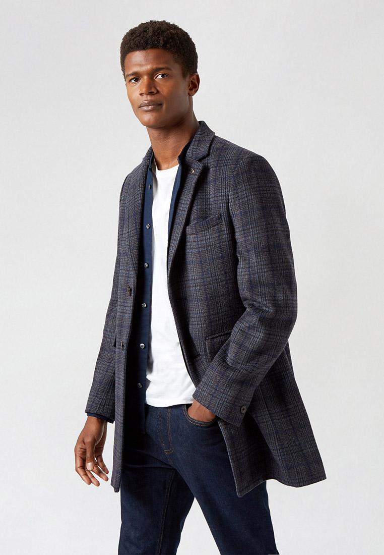 Мужские пальто Burton Menswear London (Бертон Менсвеар Лондон) 06W06RBLU