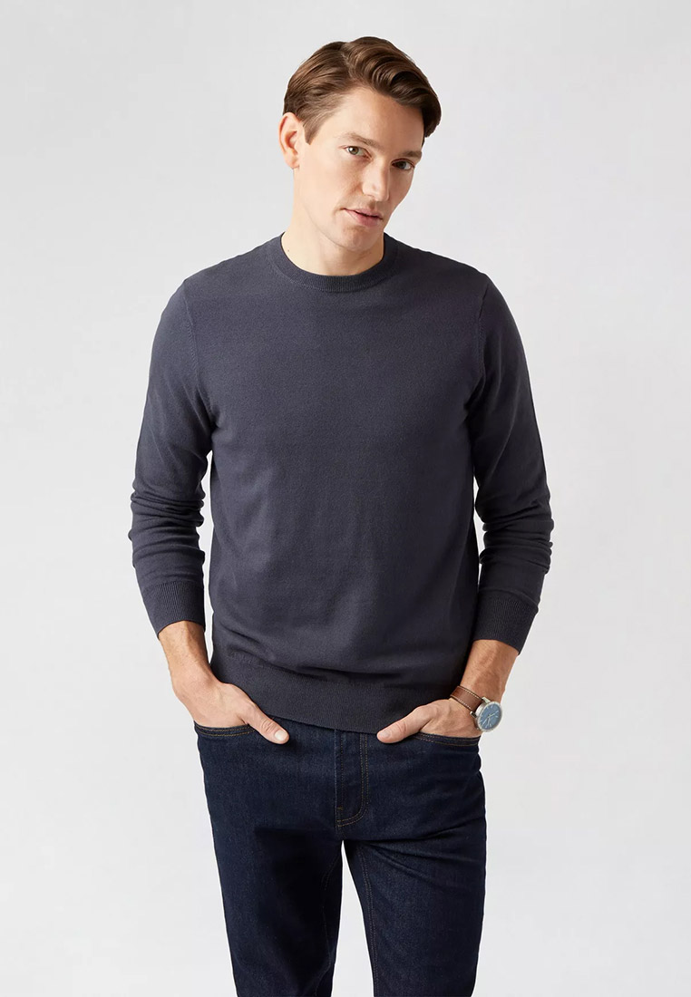 Джемпер Burton Menswear London 27C05RBLU