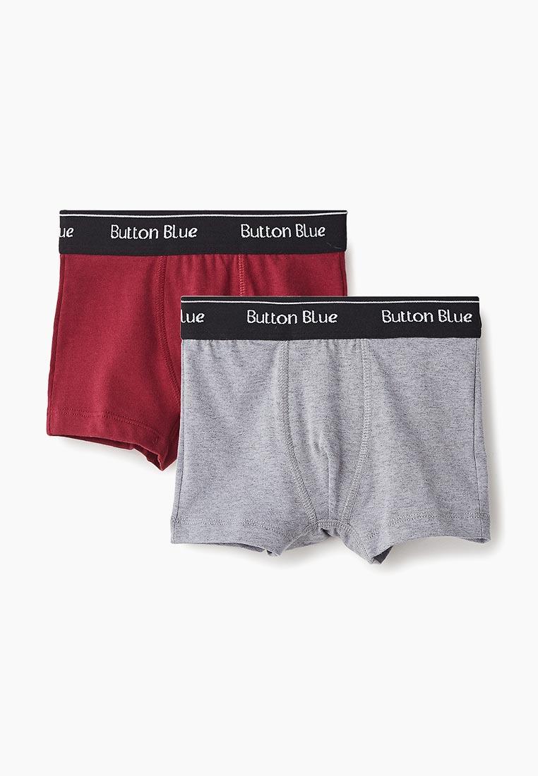Трусы для мальчиков Button Blue 218BBBU96060000