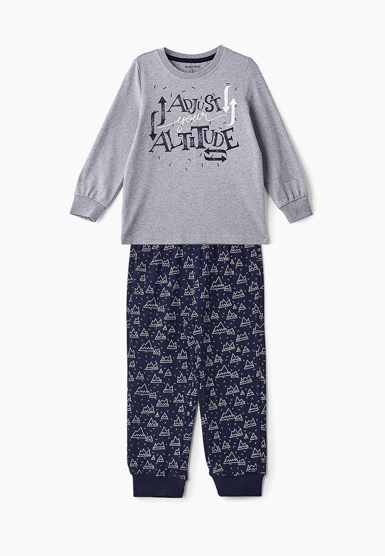 Пижамы для мальчиков Button Blue 218BBBU97011900