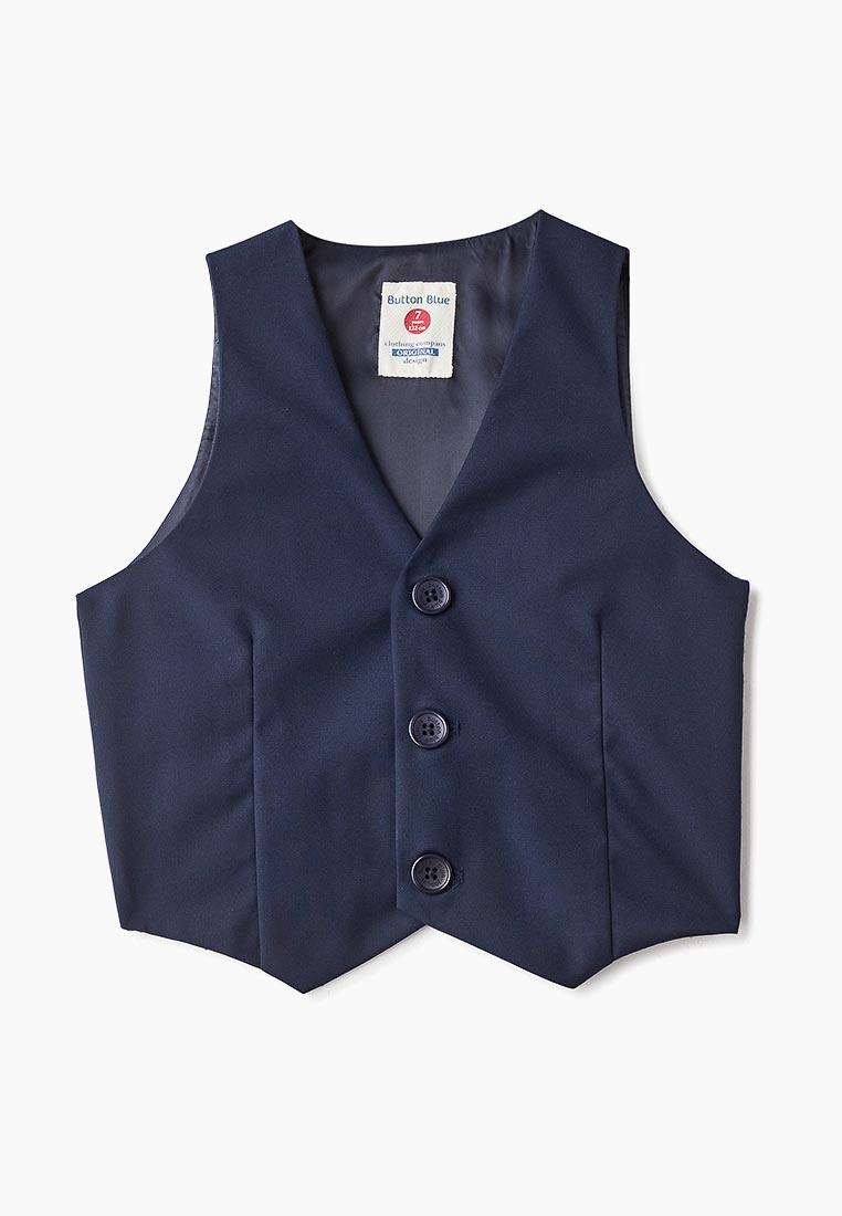 Жилет Button Blue 219BBBS47011000