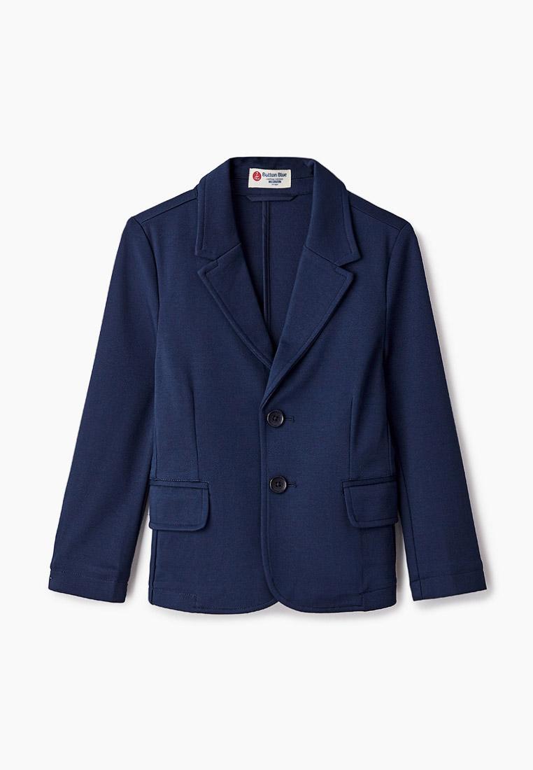Пиджак Button Blue 220BBBS19011000