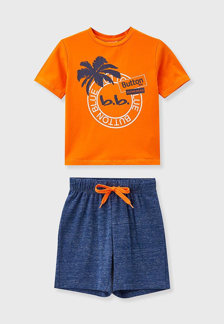 Пижамы для мальчиков Button Blue Пижама Button Blue