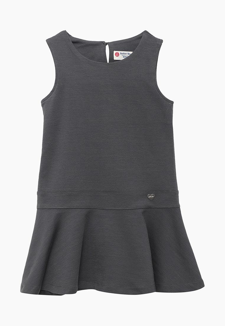 Повседневное платье Button Blue 218BBGS50020100: изображение 4