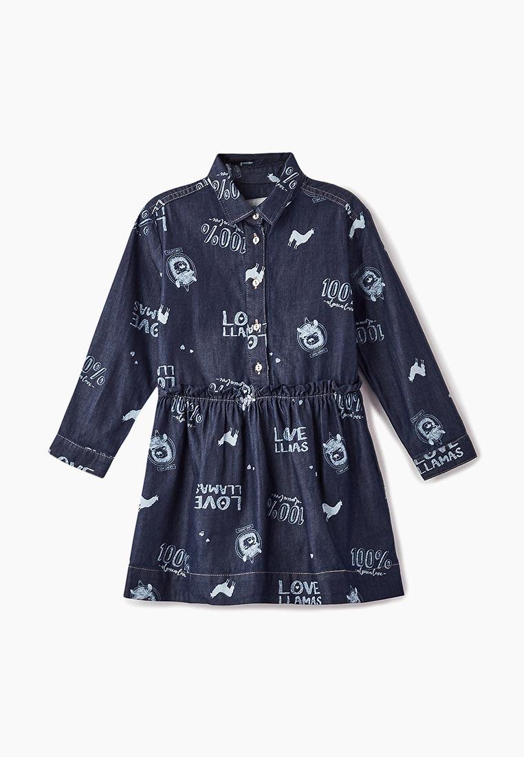 Повседневное платье Button Blue 218BBGC2502D514