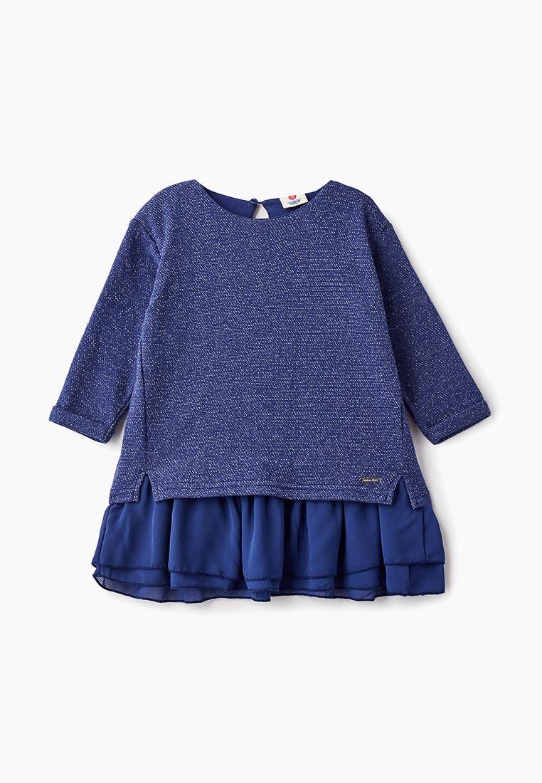 Повседневное платье Button Blue 218BBGC50011000