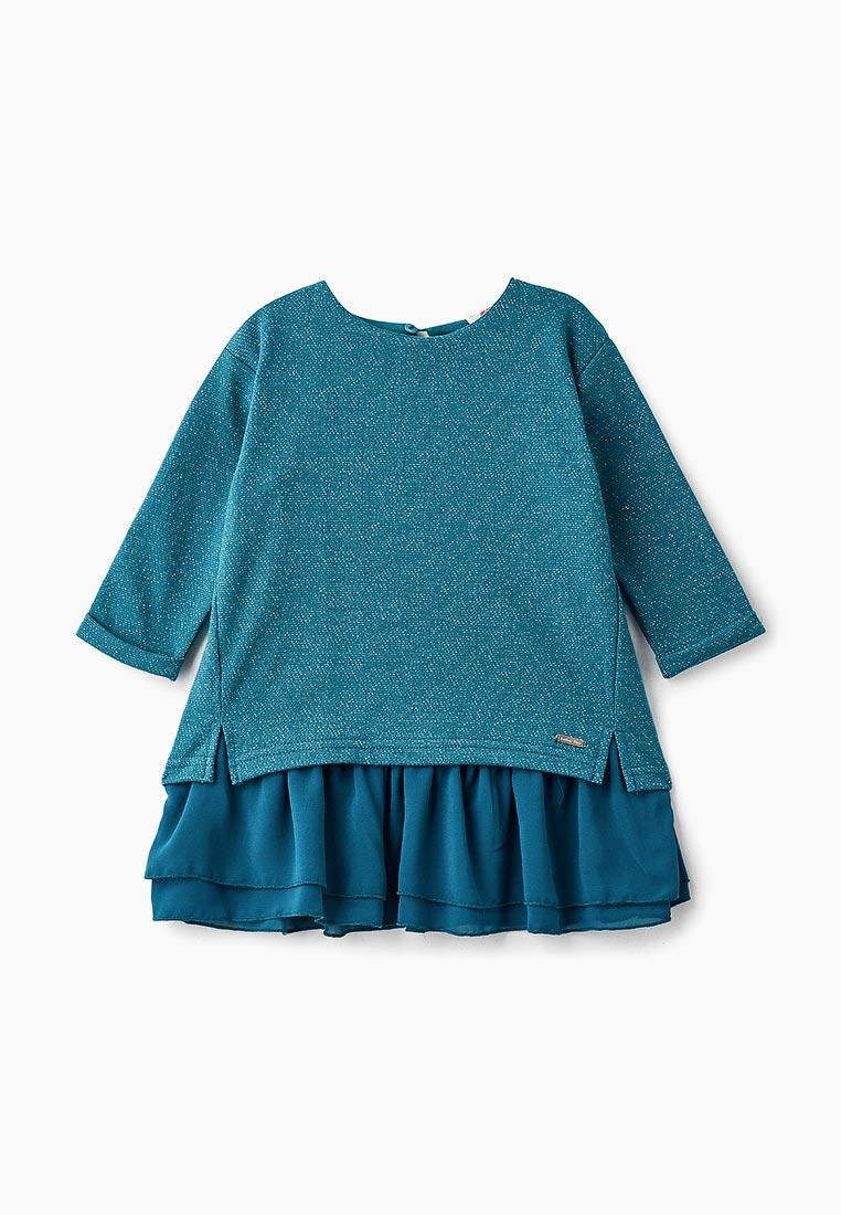 Повседневное платье Button Blue 218BBGC50011300