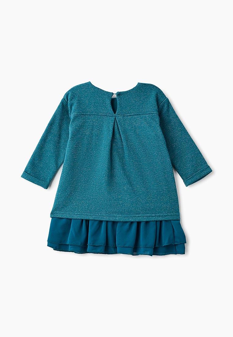 Повседневное платье Button Blue 218BBGC50011300: изображение 2