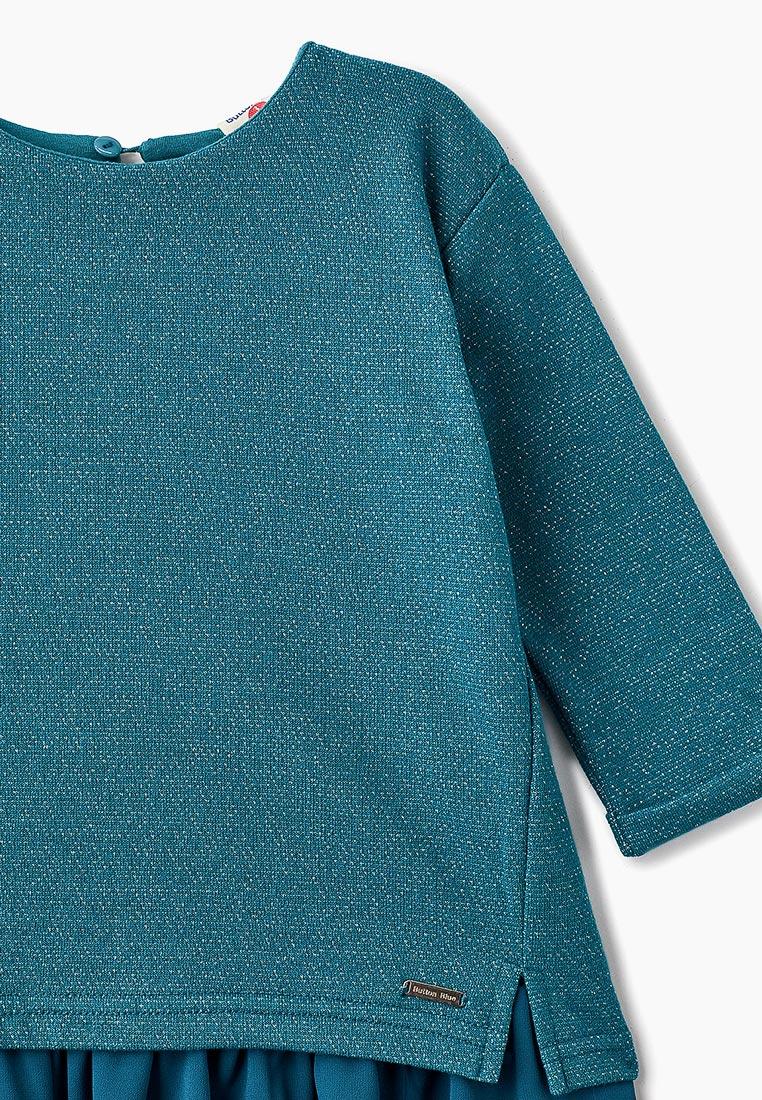 Повседневное платье Button Blue 218BBGC50011300: изображение 3