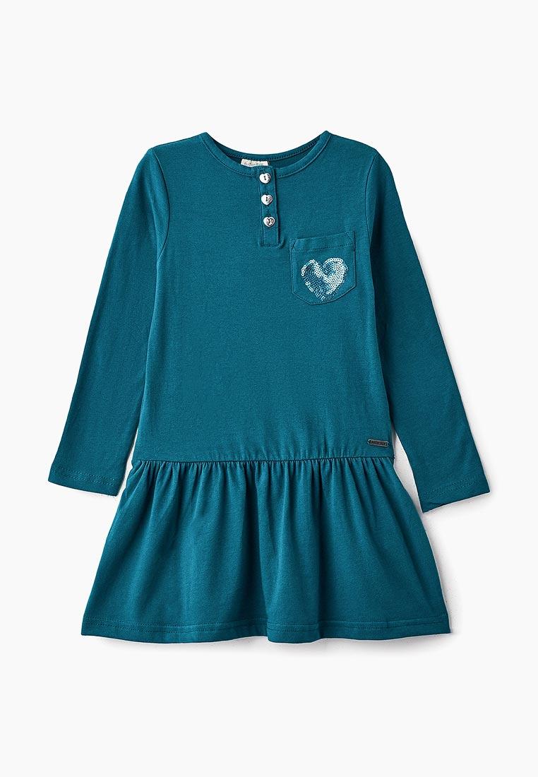 Повседневное платье Button Blue 218BBGC50021300
