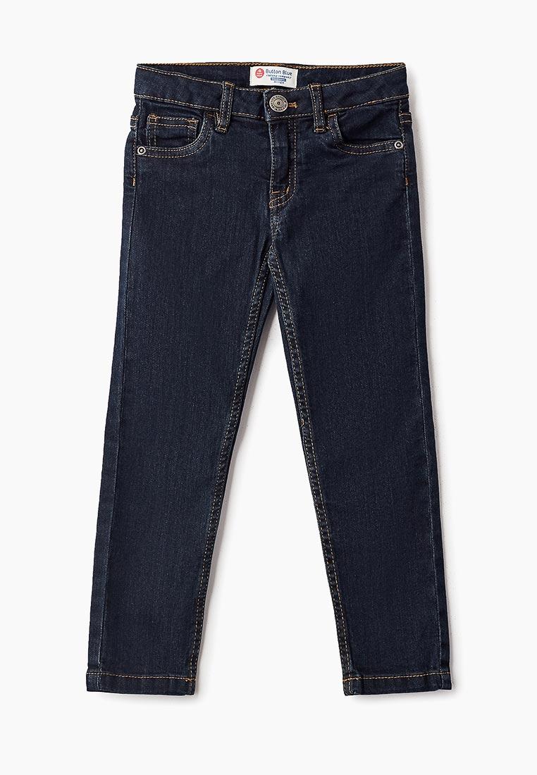 Джеггинсы для девочек Button Blue 218BBGC6307D500