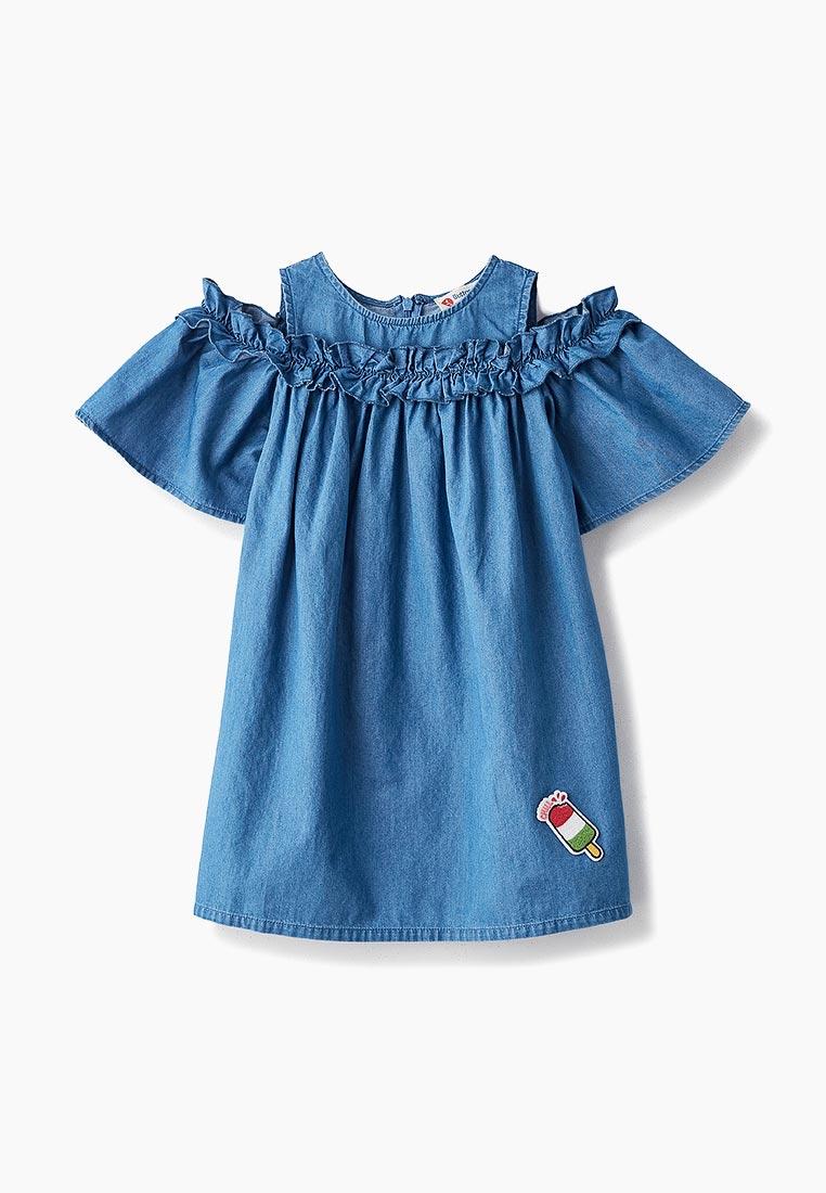 Повседневное платье Button Blue 119BBGC2505D200