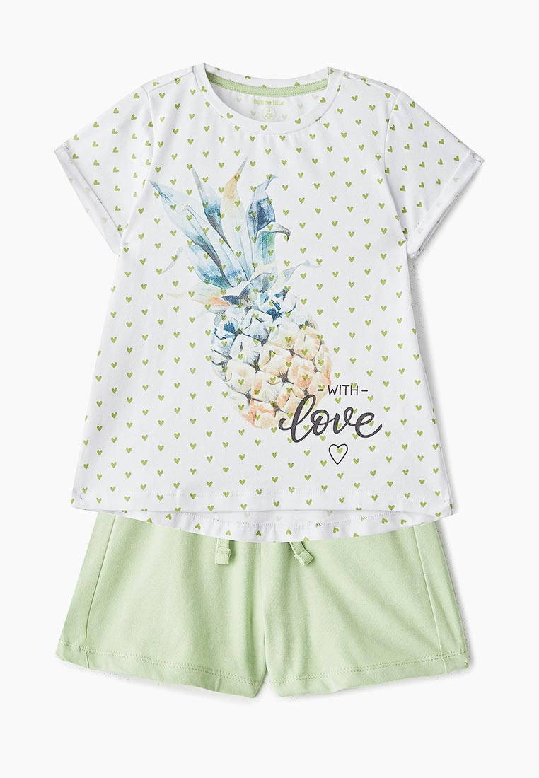 Пижама Button Blue 119BBGU97020015