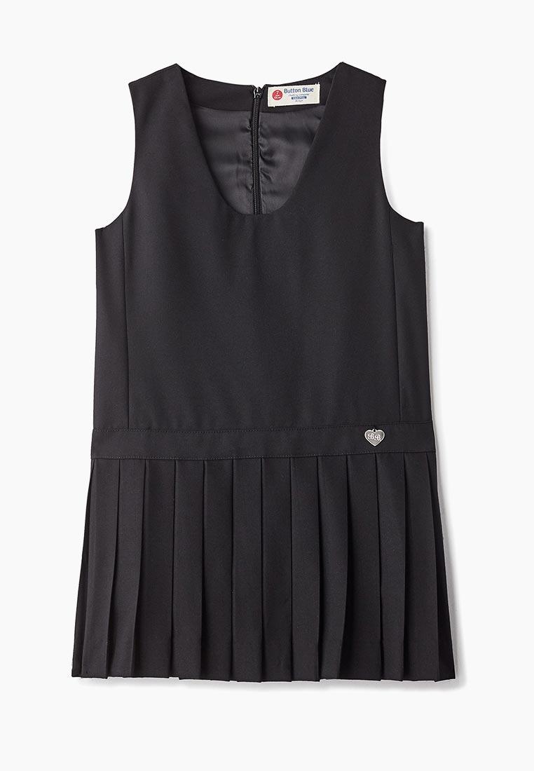 Повседневное платье Button Blue 219BBGS25010800