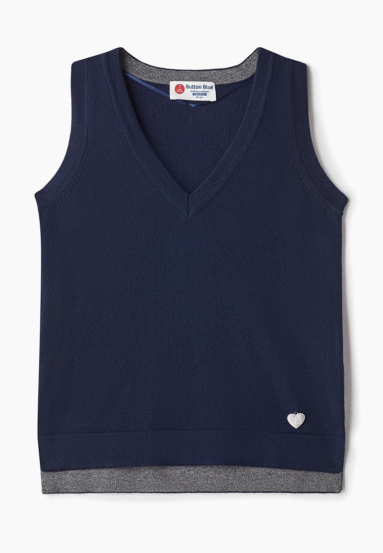 Жилет Button Blue 219BBGS30011000