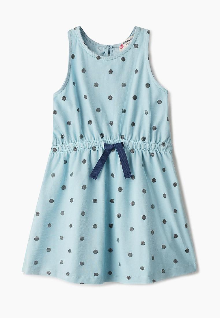 Повседневное платье Button Blue 120BBGC50011804