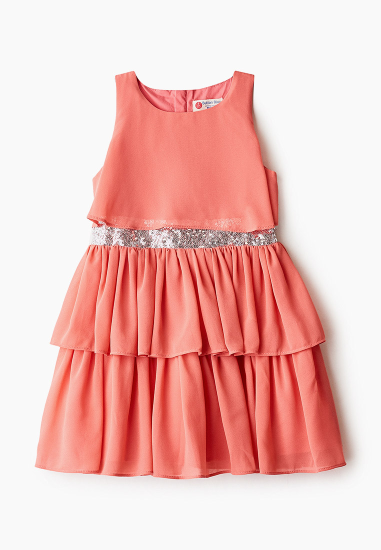 Нарядное платье Button Blue 120BBGP25022200