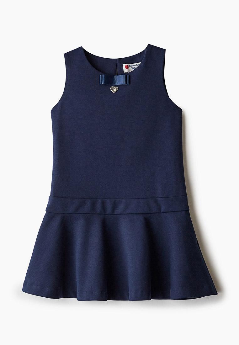 Повседневное платье Button Blue 220BBGS50021000