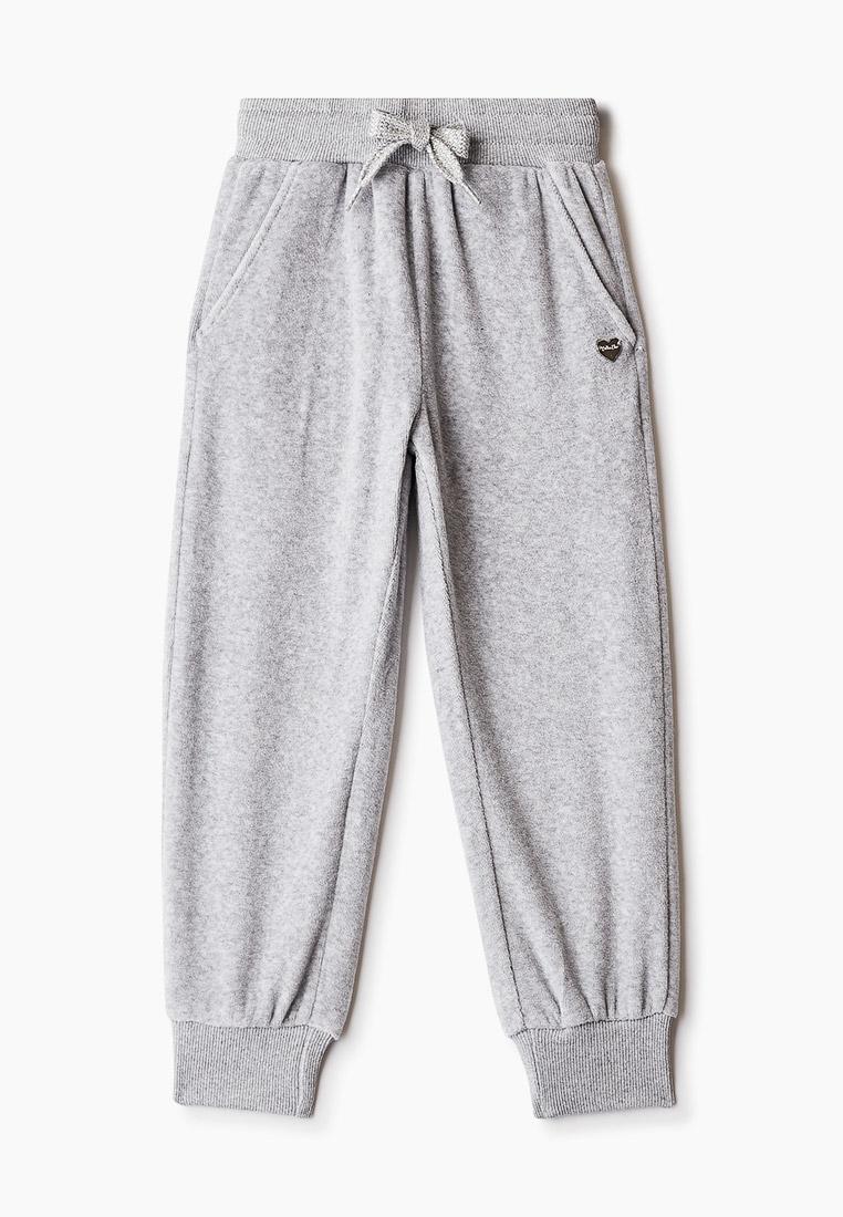 Спортивные брюки для девочек Button Blue 220BBGMC56030600