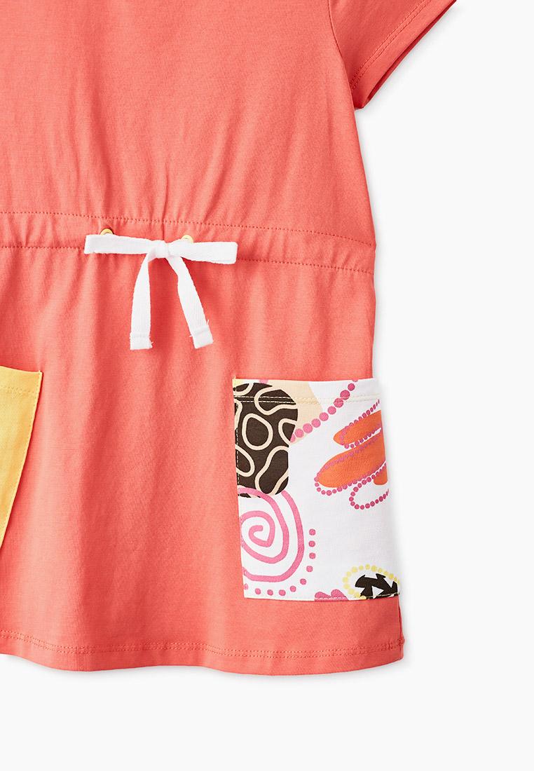 Повседневное платье Button Blue 121BBGMC50073200: изображение 3