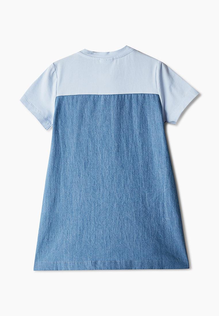 Повседневное платье Button Blue 121BBGMC50081800: изображение 2