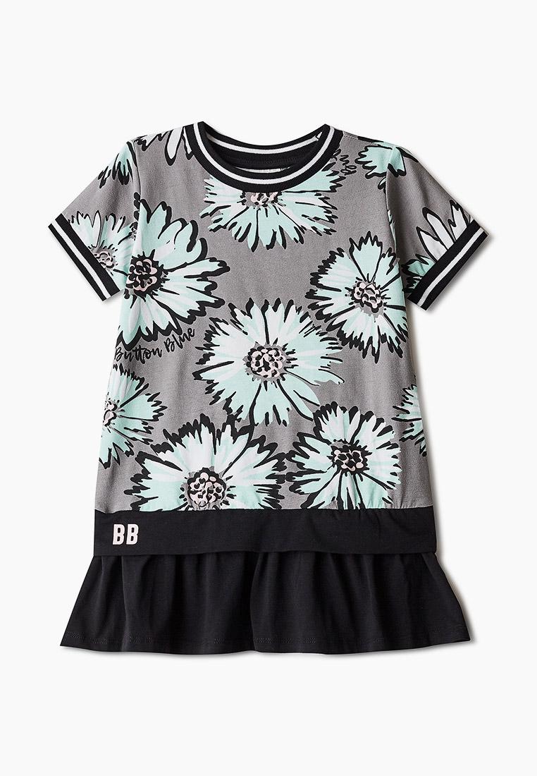 Повседневное платье Button Blue 121BBGMC50012014