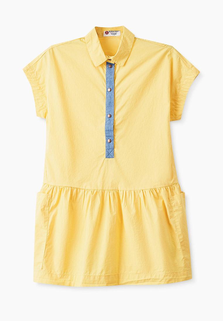 Повседневное платье Button Blue 121BBGJC25012700: изображение 1