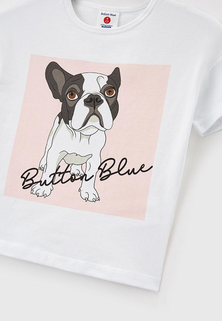 Пижама Button Blue 121BBGMU97020007: изображение 3