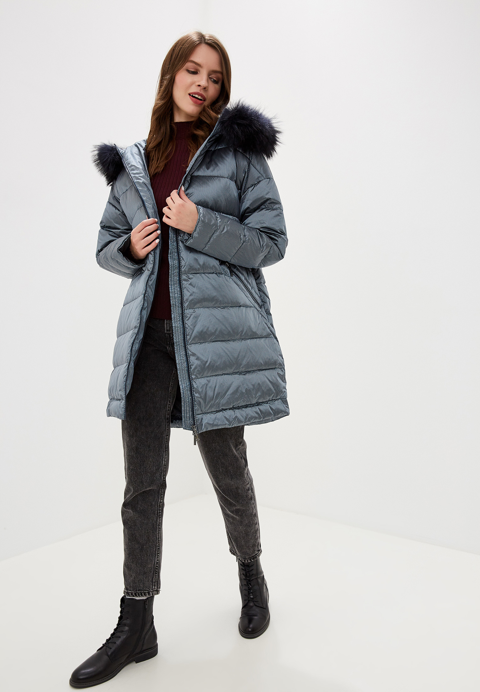 Утепленная куртка BULMER 597027/84: изображение 2
