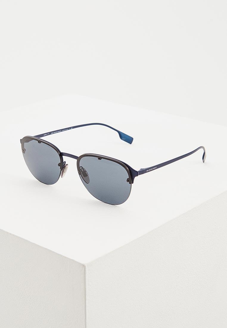 Мужские солнцезащитные очки Burberry 0BE3103