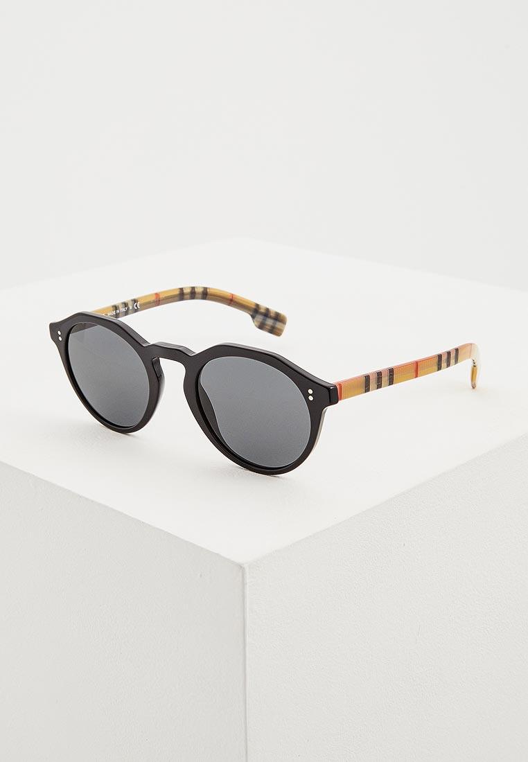 Мужские солнцезащитные очки Burberry 0BE4280
