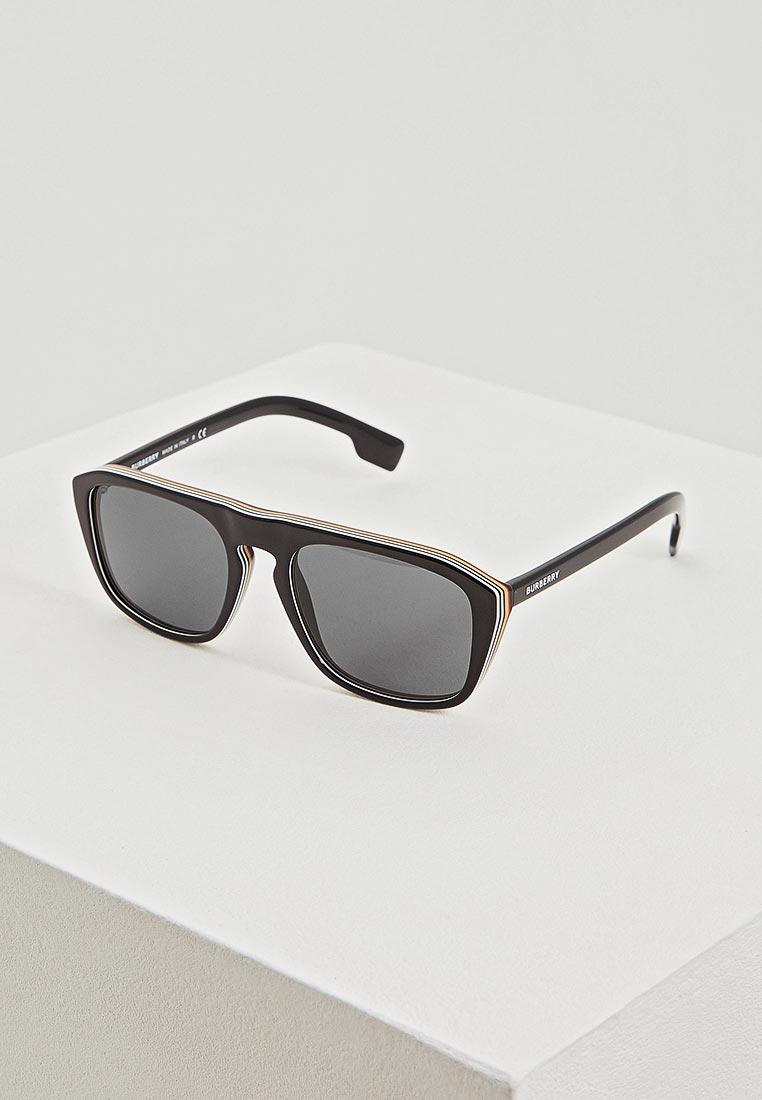 Мужские солнцезащитные очки Burberry 0BE4286